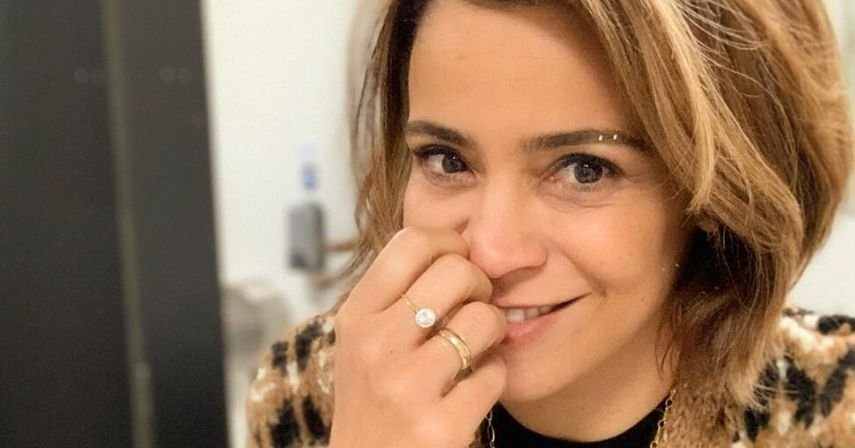 Rita Ferro Rodrigues A Viagem Adiada E A Mensagem De Forca E Agradecimento Aos Jovens Sois Grandes Nova Gente