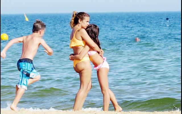 Rita Ferro Rodrigues Em Descanso Com A Familia Nova Gente