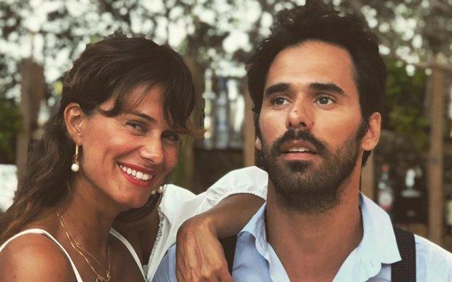 Cláudia Vieira e João Alves