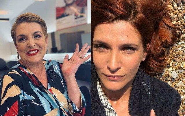 Luísa Castel-Branco e Inês Castel-Branco