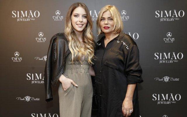Sara Carreira e Fernanda Antunes