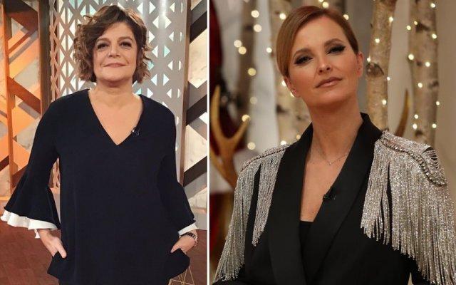 Júlia Pinheiro e Cristina Ferreira
