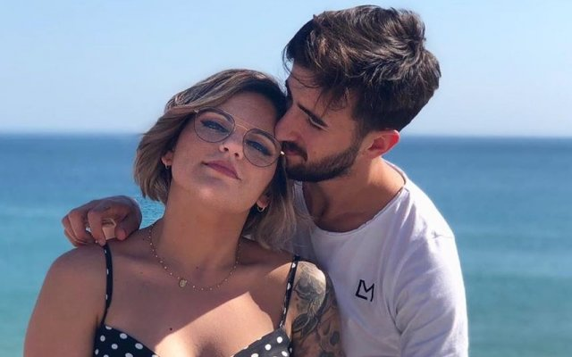 Fanny Rodrigues e João Almeida