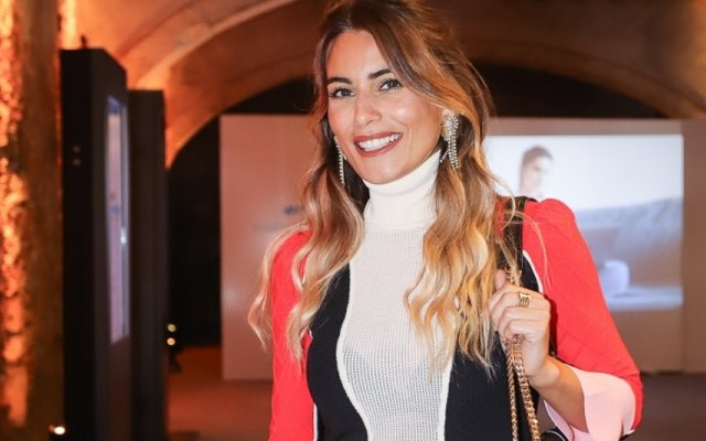 Liliana Santos faz parte do elenco da novela Nazaré, da SIC