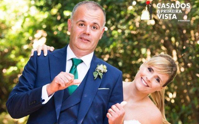 Hugo e Inês assinaram o divórcio a 24 de janeiro