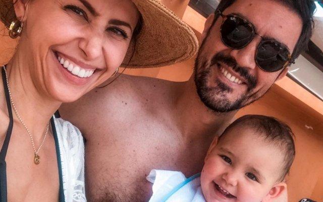 Inês Mocho e Miguel Domingues e Leonor
