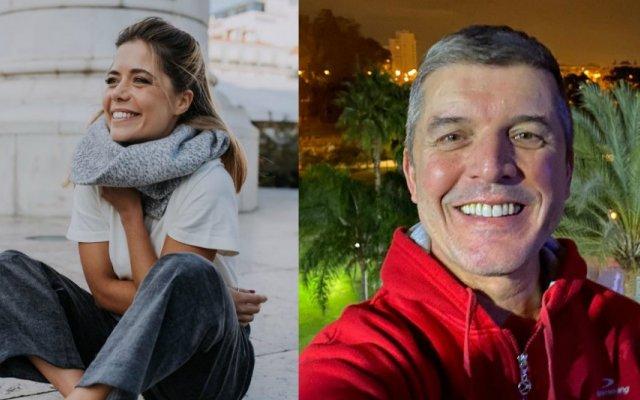 Isabel Silva e João Baião