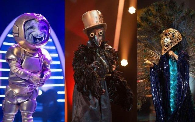 O Corvo foi o grande vencedor da primeira edição de A Máscara