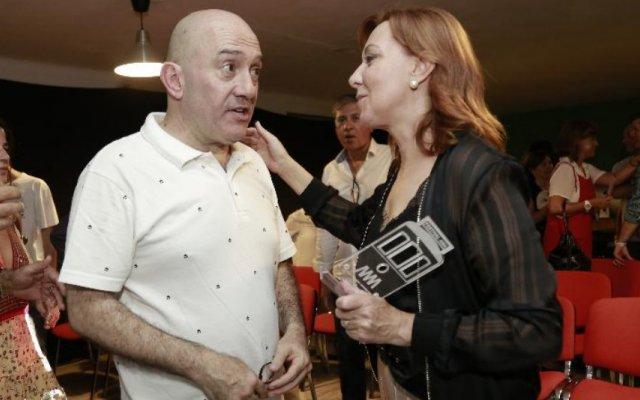 José Raposo e Maria João Abreu