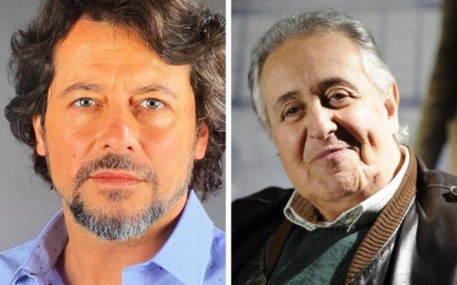 António Pedro Cerdeira e Nicolau Breyner