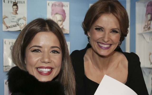 Isabel Silva e Cristina Ferreira