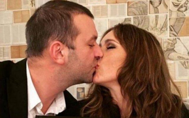 Ljubomir Stanisic e Mónica Franco