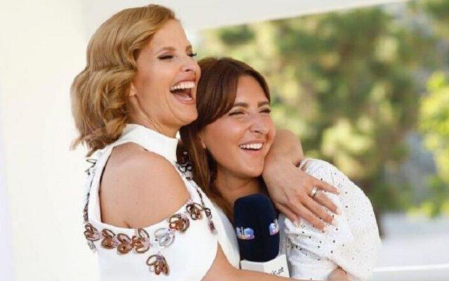 Cristina Ferreira e Sofia Vasconcelos
