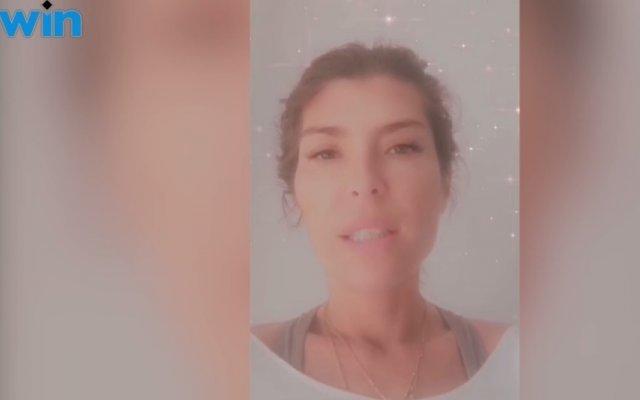 Sara Esteves Cardoso está em isolamento social