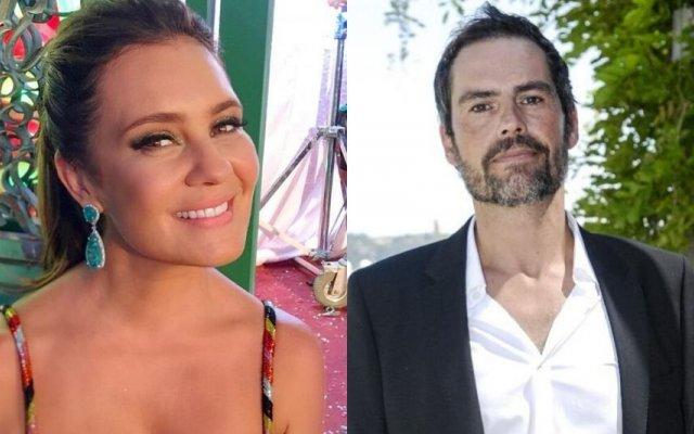 Adriana Esteves e Filipe Duarte