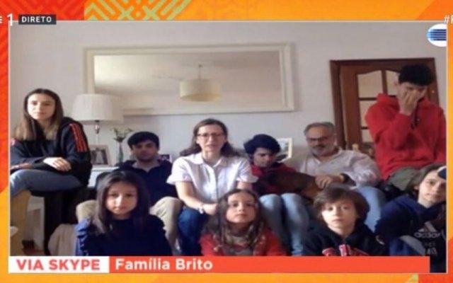Família Brito