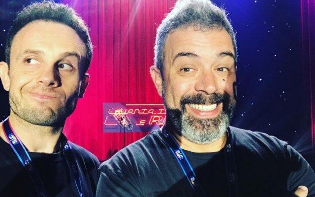 João Paulo Rodrigues e Pedro Alves