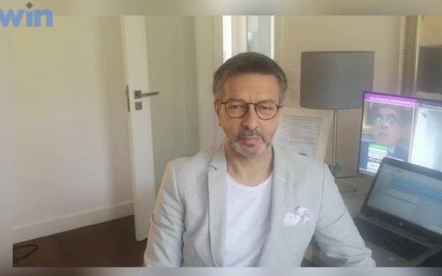 Joaquim Sousa Martins enviou um vídeo à Nova Gente
