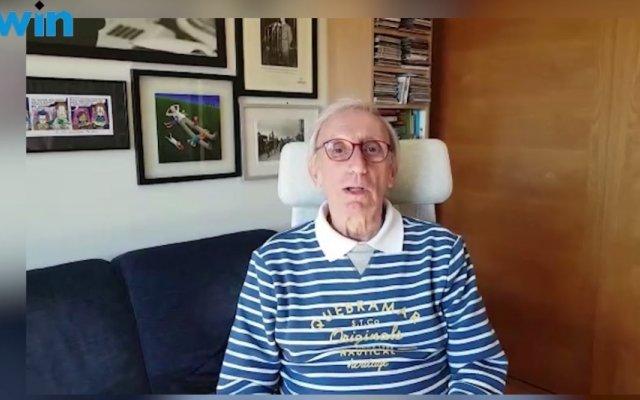 Júlio Isidro fala sobre pandemia do novo coronavírus