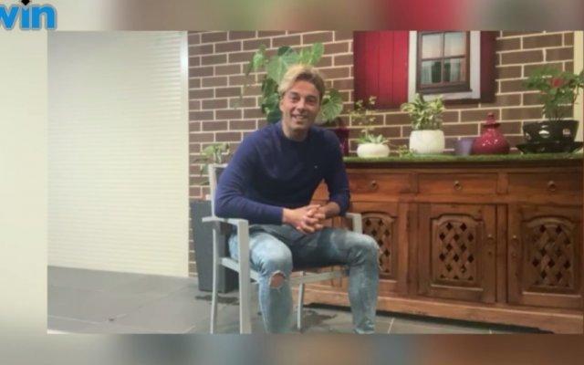 Sérgio Rossi está na Austrália em casa de amigos