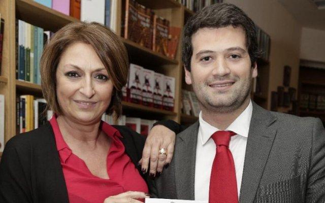 Maya e André Ventura