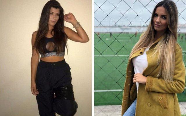 Sofia Sousa e Débora Picoito