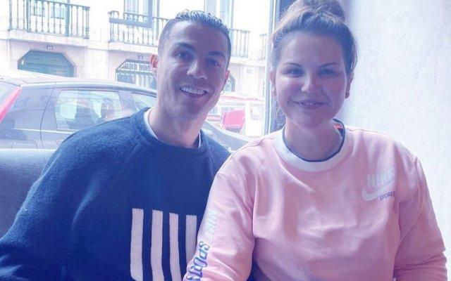 Ronaldo e Katia Aveiro