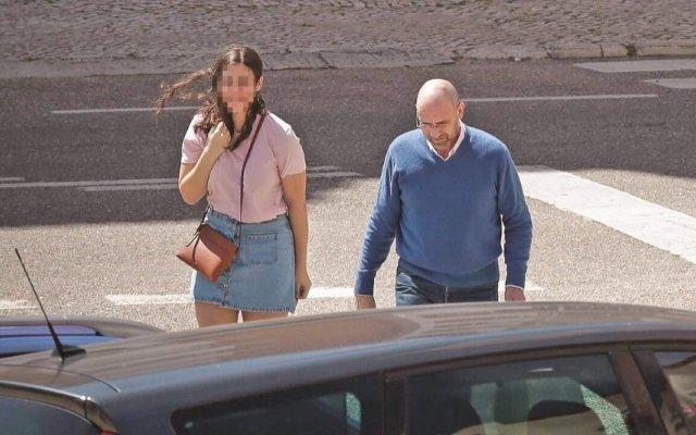 Passos Coelho e Júlia