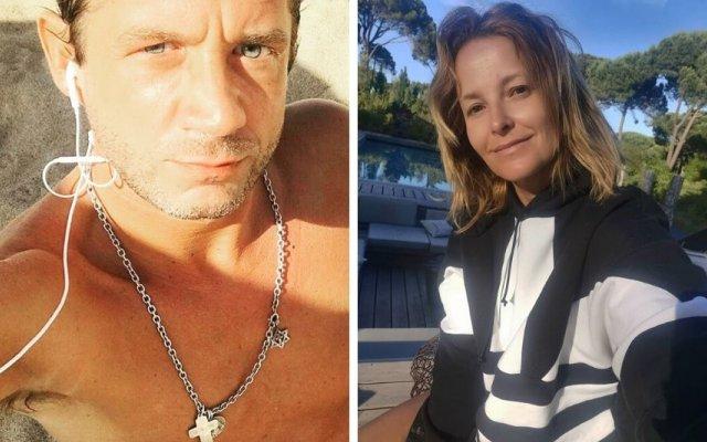 Pedro Granger e Critstina Ferreira