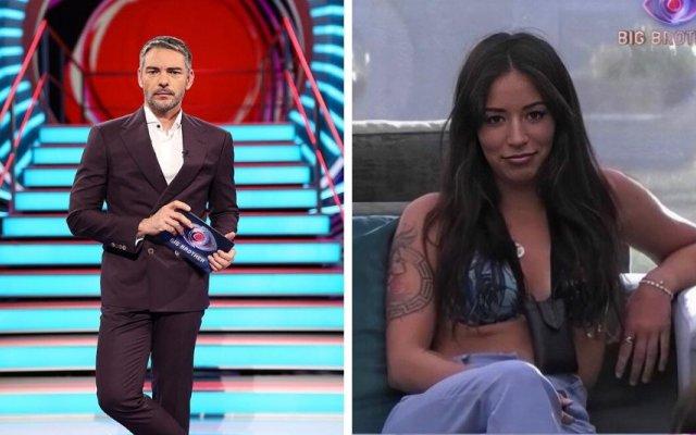 Cláudio Ramos e Jéssica Nogueira
