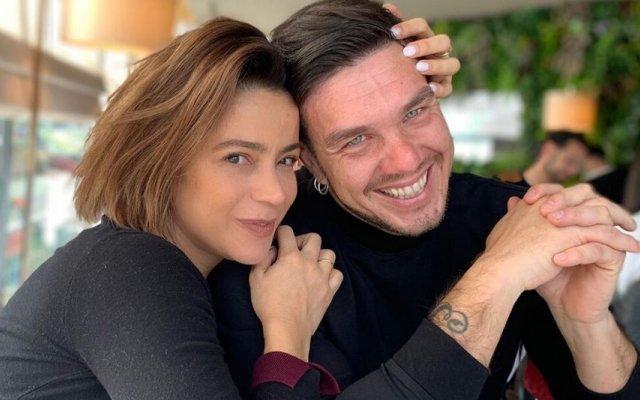 Rita Ferro Rodrigues e Rúben Vieira