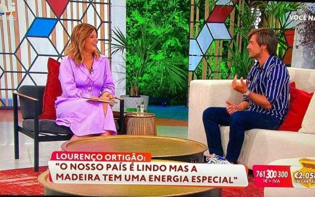 Lourenço Ortigão e Maria Botelho Moniz