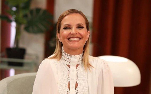 Cristina Ferreira recebe críticas após posar sem maquilhagem