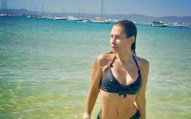 Sónia Brazão exibe forma física de sonho aos 45 anos
