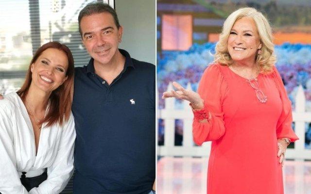 Cristina Ferreira, Nuno Santos e Teresa Guilherme
