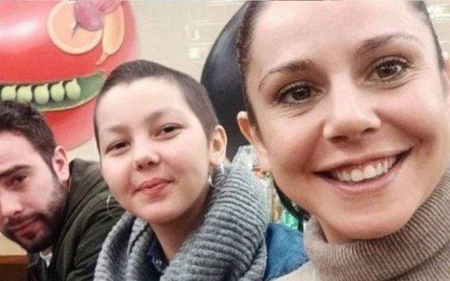 Sara Norte e a irmã, Beatriz