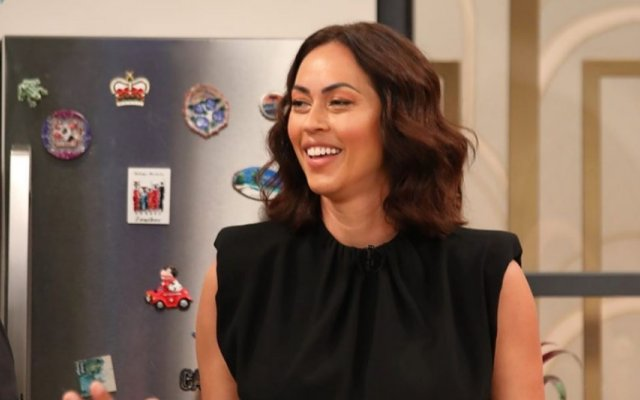 Débora Monteiro foi convidada do programa Casa Feliz