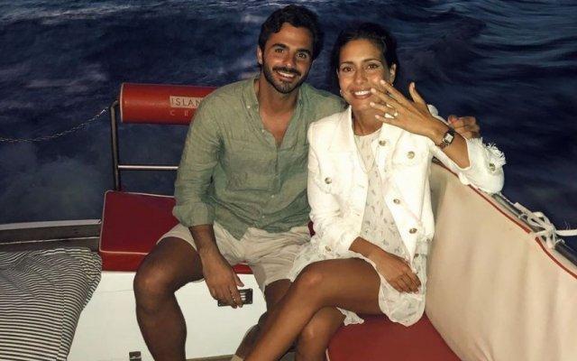 Anita Costa e Tomás Castanheira