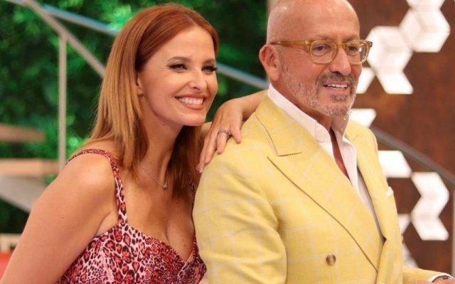 Cristina e Goucha