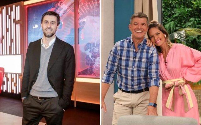 Daniel Oliveira faz elogio especial a João Baião e Diana Chaves… com boca a Cristina Ferreira