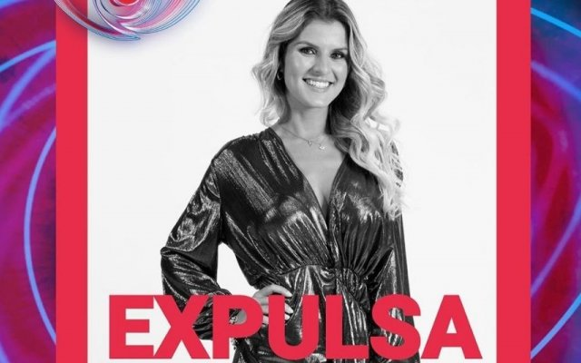 Jessica Antunes foi expulsa do Big Brother