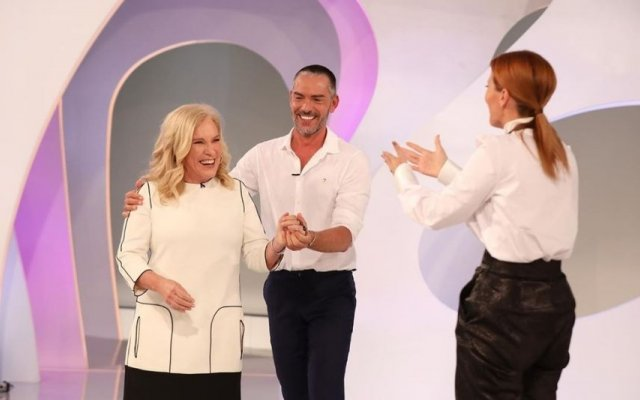 Teresa Guilherme e Cláudio Ramos vão apresentar Big Brother - Duplo Impacto