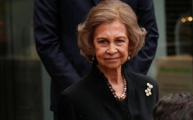 A rainha emérita está deprimida por causa dos escândalos de Juan Carlos