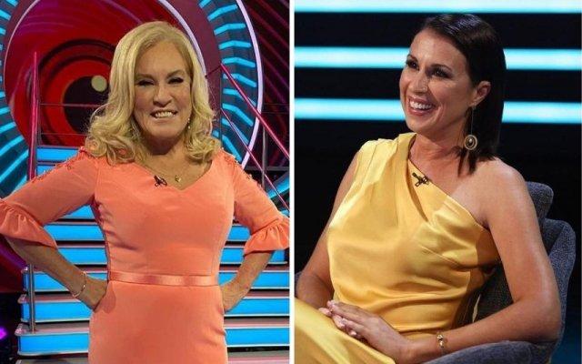 """Teresa Guilherme foi acusada por Marta Cardoso de ser imparcial durante as galas do """"Big Brother"""""""