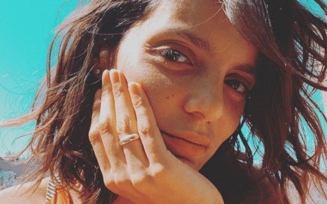 Andreia Rodrigues está grávida pela segunda vez