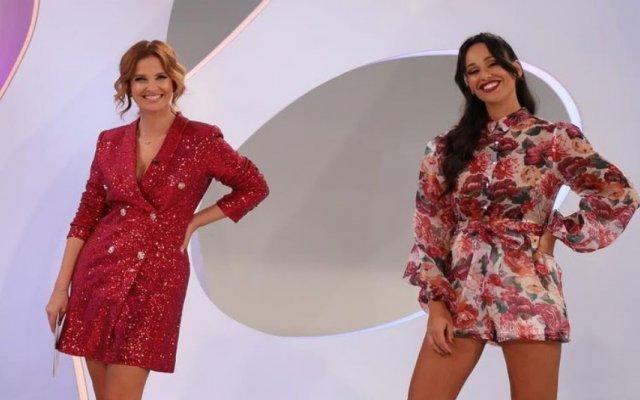 Cristina Ferreira e Rita Pereira