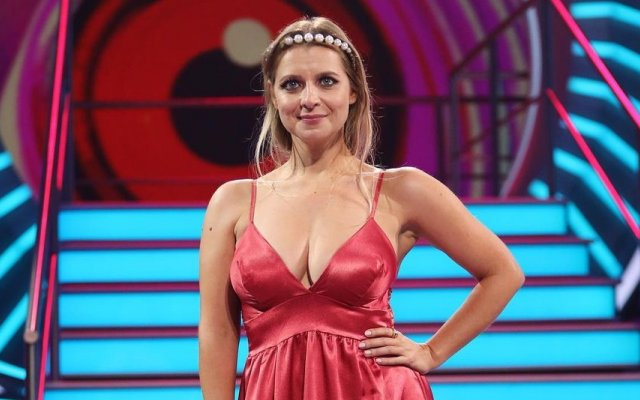 "Andreia foi expulsa do ""Big Brother"""