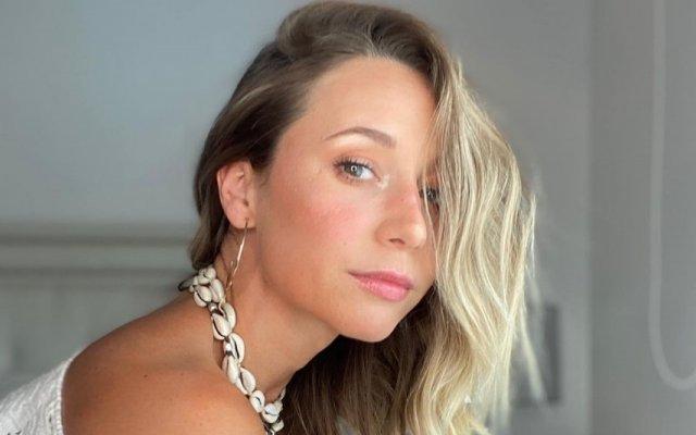 Sofia Arruda mudou de visual