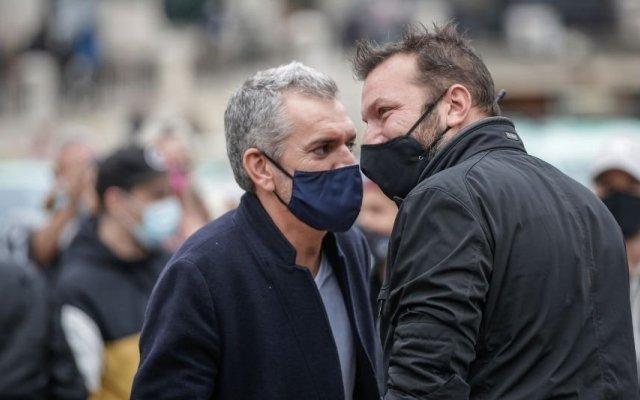 """Ljubomir Stanisic é um dos representantes do movimento """"Sobreviver a Pão e Água"""""""