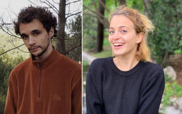 Guilherme Moura e Bruna Quintas vão ser pais